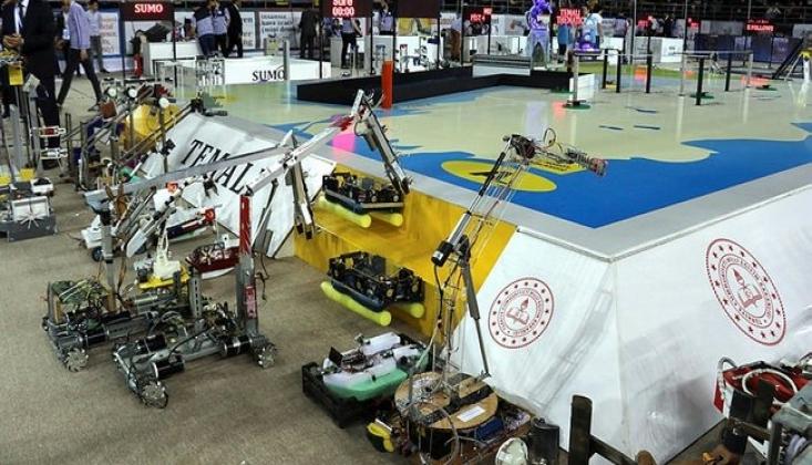 MEB Uluslararası Robot Yarışması, 14-18 Haziran'da ...