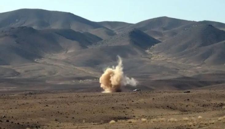 Pakistan'dan 200 Roketli Saldırı!