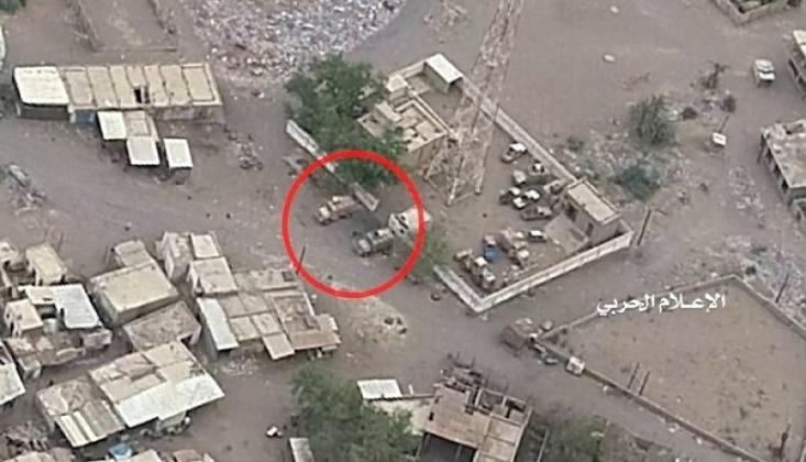 Arabistan'ın Asir Şehrindeki Melik Halid Üssü, Kasif K2 İHA'sı İle Vuruldu