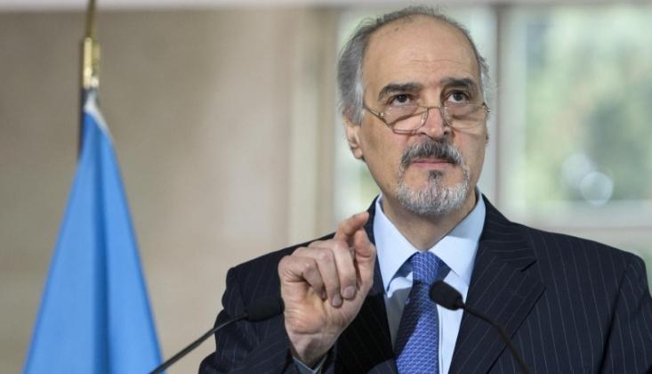 Suriye'den ABD'ye Petrol Hırsızlığı Suçlaması