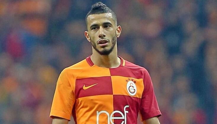 Belhanda'dan Galatasaray'a Kötü Haber!