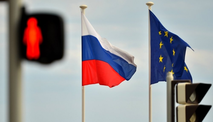 AB, Rusya'ya Ekonomik Yaptırımları 6 Ay Daha Uzattı