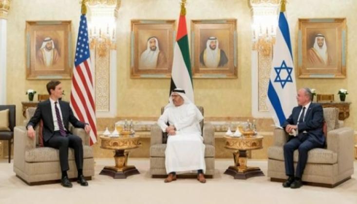 BAE-İsrail-ABD Heyetinin Görüşmesi Sona Erdi