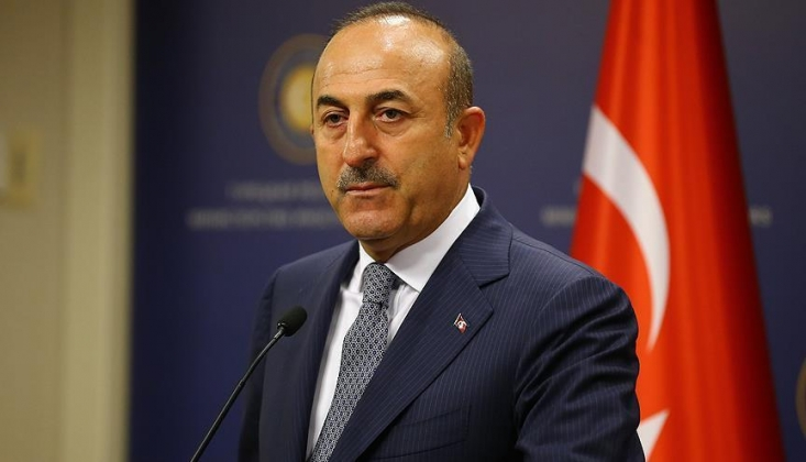 Çavuşoğlu Irak'ta İran-ABD Gerilimine İlişkin Açıklamada Bulundu