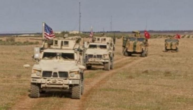 ABD ile Ortak Üçüncü Birleşik Kara Devriyesi Başladı