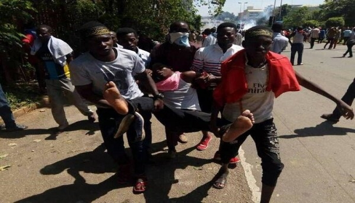 Nijerya Güçleri Yine Matem Merasimine Saldırdı