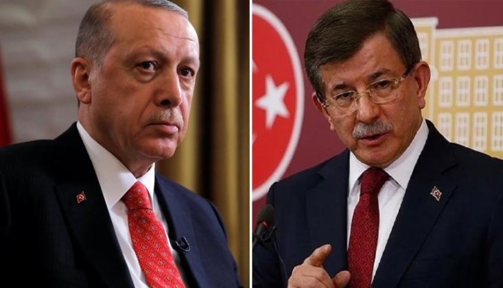 Davutoğlu'ndan Erdoğan'a Hodri Meydan: Mal Varlığı Araştırılsın