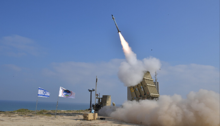 'Suriye'nin Siber Savaş Sistemleri İsrail Hava Savunmasını Bloke Ediyor'