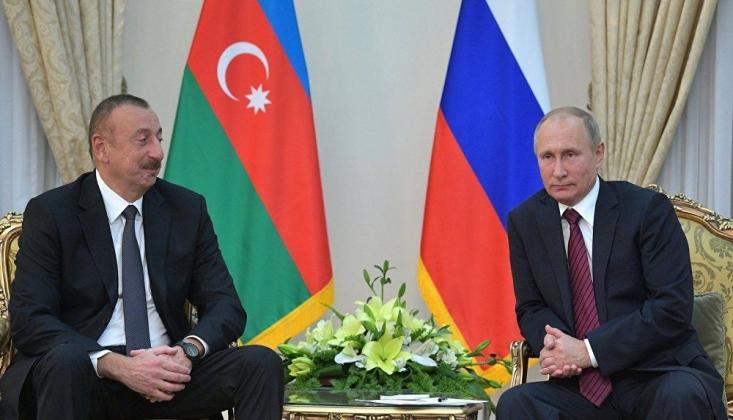 Azerbaycan'dan Rusya açıklaması: Rus Silahlarını Almaya Hazırız