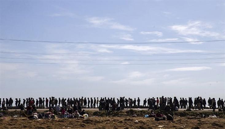 Sınırda Son Durum: Göçmen Hareketliliği Sürüyor