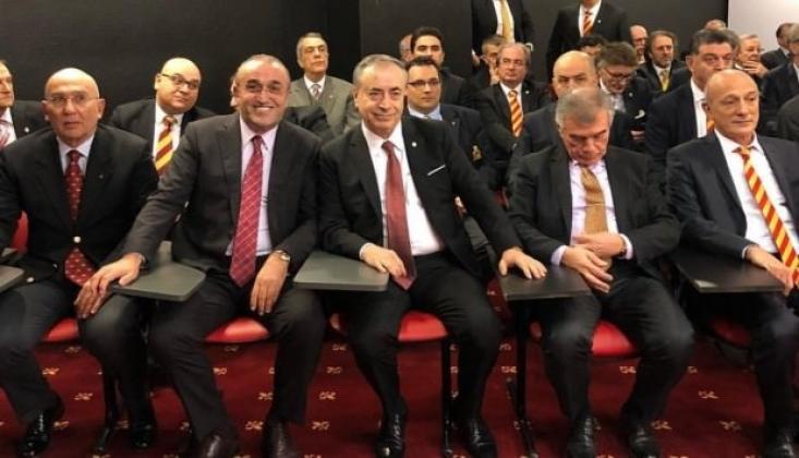 Galatasaray Adım Adım Seçime Gidiyor