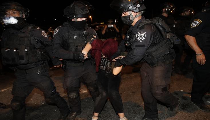 Siyonist İsrail Kudüs'teki Saldırılarına Devam Ediyor
