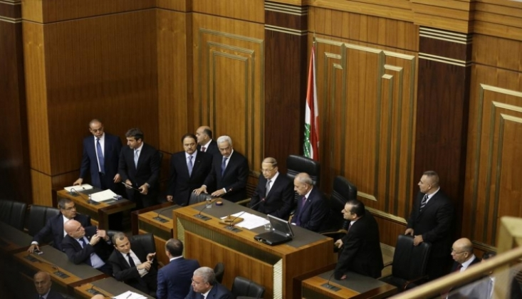 Lübnan'da Hükümet Krizi