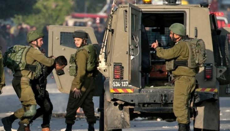Filistinlileri Tutuklama Dalgası Devam Ediyor