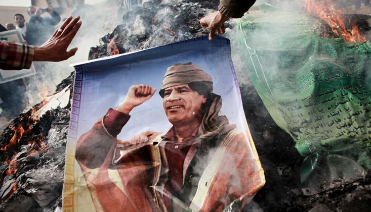 Kaddafi'nin Son Sözcüsünden Batı'ya Darbe Suçlaması