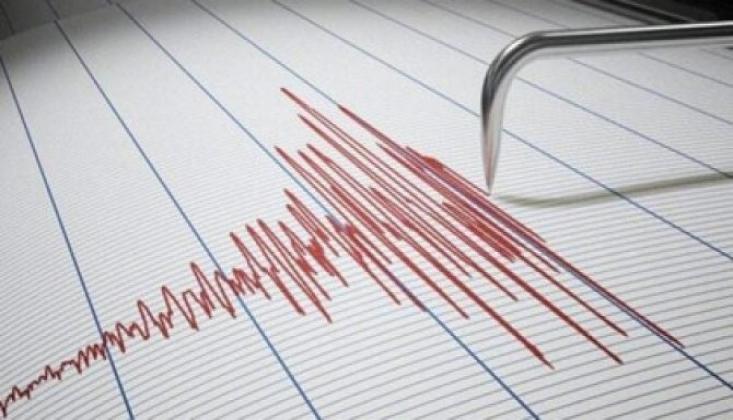Akdeniz'de 5,1 Büyüklüğünde Deprem Meydana Geldi