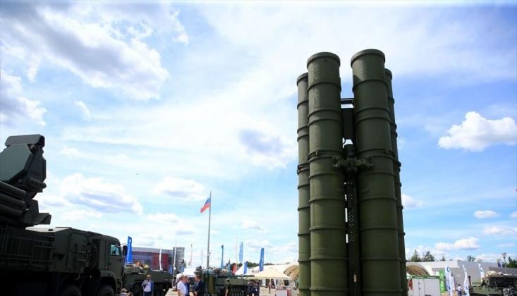 NATO: Türkiye'nin S-400 Alımıyla İlgilenmemeliyiz