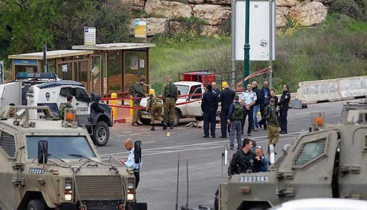 Siyonist İsrail Güçlerinden Kudüs'e Saldırı