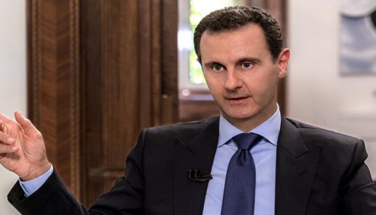 Suriye'de Genel Af İlan Edildi