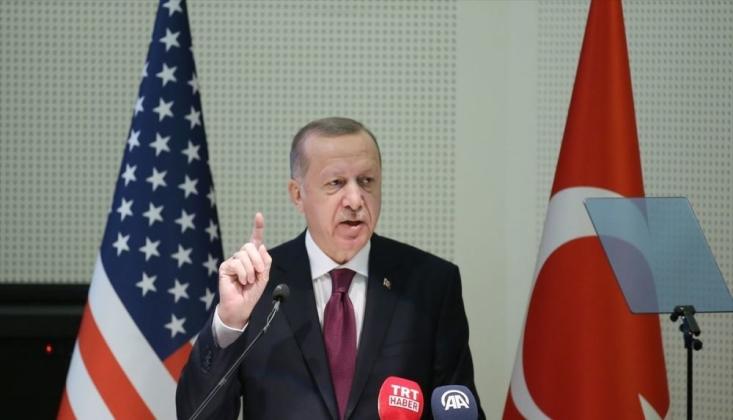 Erdoğan: Stratejik Ortaklık İlişkisine Yaraşır Şekilde Üzerimize Düşeni Yapacağız