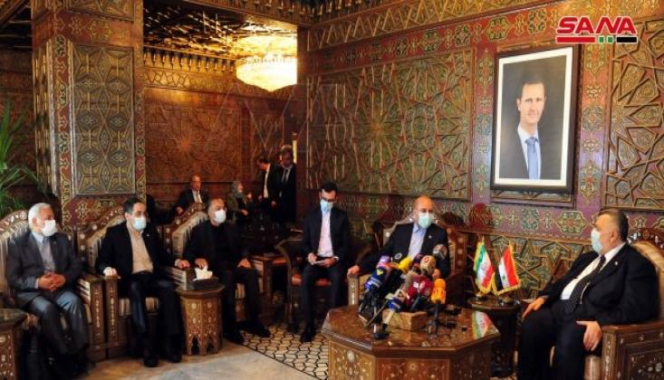 Suriye-İran Ticari İlişkilerinde Yeni Dönem