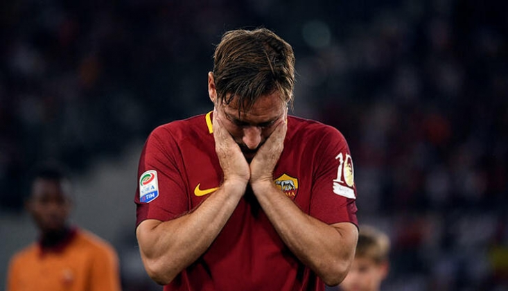 Totti'nin Babası Koronavirüsten Yaşamını Yitirdi