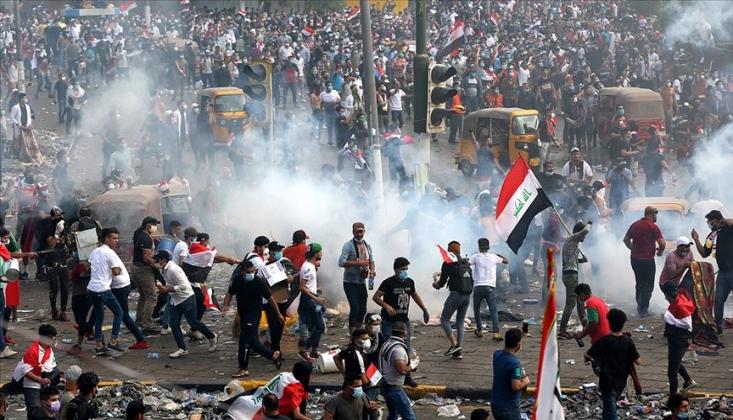 Irak'taki Protestoların Maliyeti