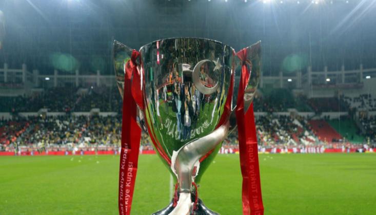 Ziraat Türkiye Kupası'dan 5. Tur Programı Belli Oldu
