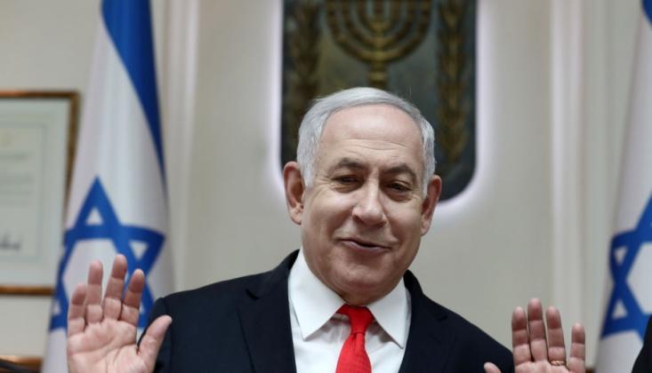 Netanyahu: Suriye'yi Belki de Belçika Hava Kuvvetleri Vurdu