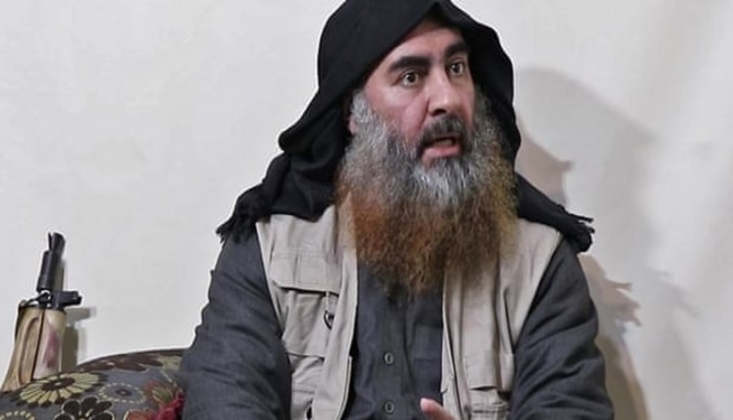IŞİD Lideri Bağdadi'ye Ait Olduğu İddia Edilen Ses Kaydı Yayınlandı