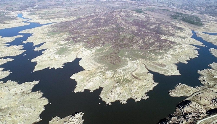 Edirne'nin İçme Suyunu Sağlayan Baraj Kurudu