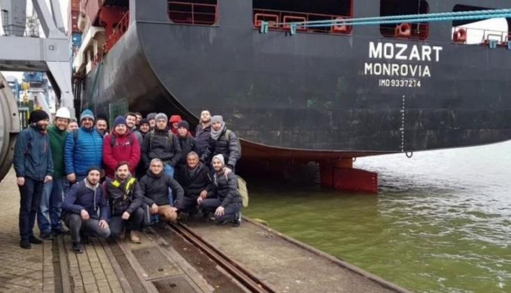 Nijerya'da Kaçırılan 15 Türk Gemici Serbest Bırakıldı