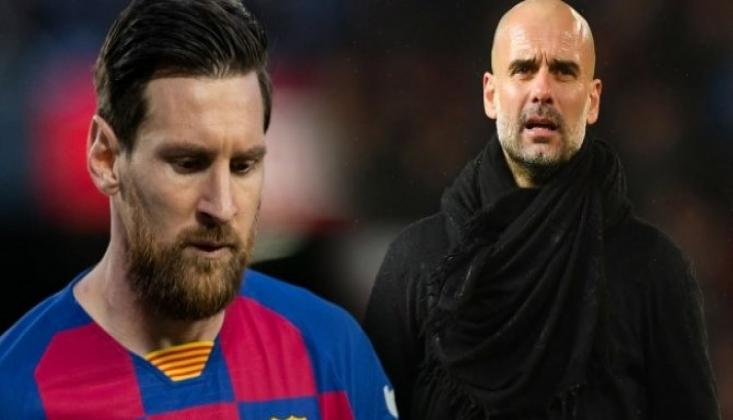 Messi ve Guardiola, Koronavirüs Nedeniyle Bağış Yaptı