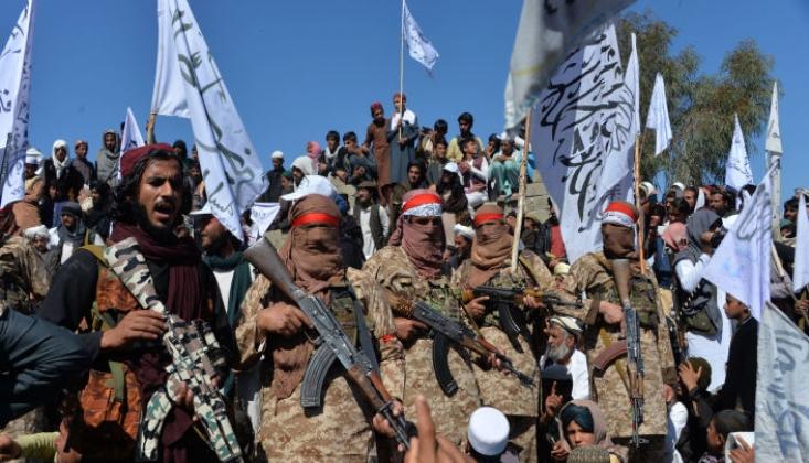 Taliban, İran Sınırındaki Kilit Gümrük Kapısını Ele Geçirdi