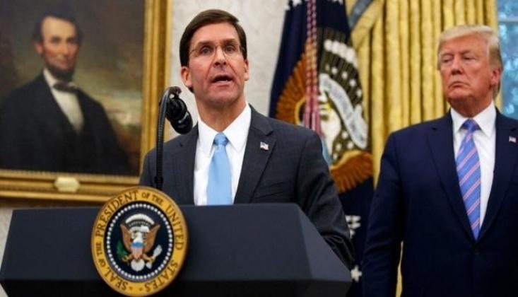 Esper'den Trump'a Afganistan Mektubu
