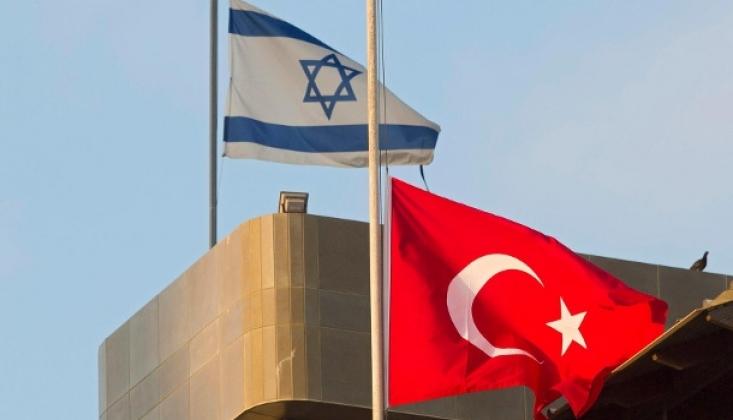 Siyonist İsrail ile Türkiye İlişkileri Normalleşiyor