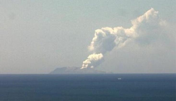 Yeni Zelanda'da Yanardağ Kabusu Sürüyor