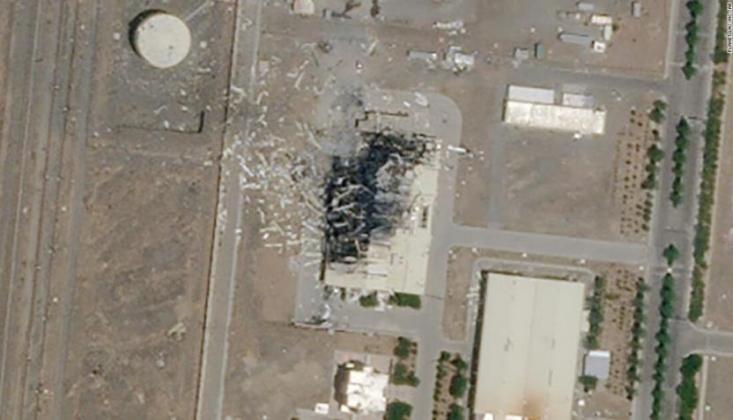 ABD'li General: İran Natanz Patlamasına Karşı Misillemede Bulunacak