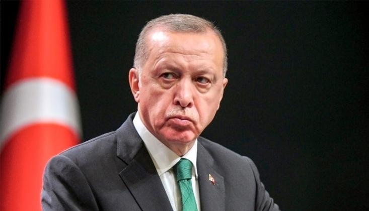 Erdoğan'dan Suriye'ye Operasyon Mesajı