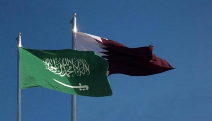 Arabistan ile Katar Sınırların Açılması İçin Anlaştı