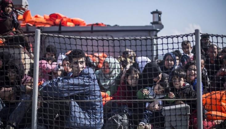 Türkiye ve Yunanistan Arasında Sığınmacı Krizi