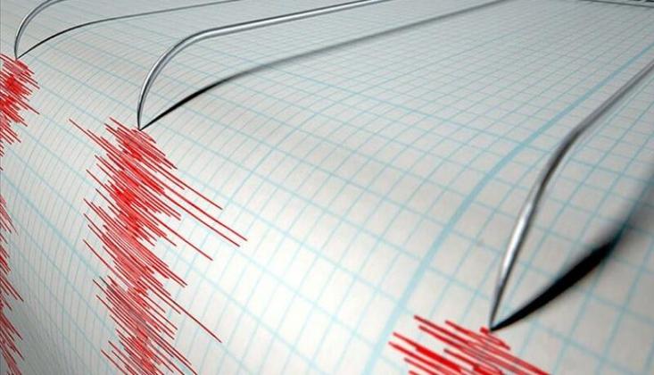 Malatya'da 4.4 Büyüklüğünde Deprem