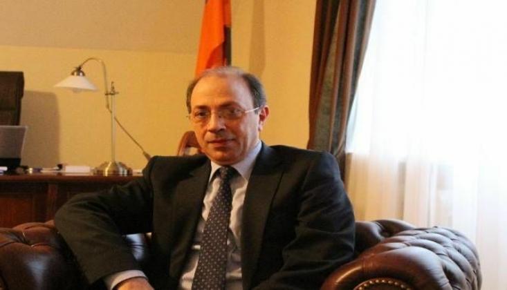 Ara Ayvazyan, Ermenistan'ın Yeni Dışişleri Bakanı Oldu