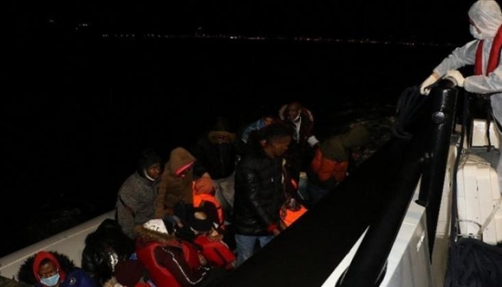 Yunanistan Sığınmacıları Ölüme Terk Etti