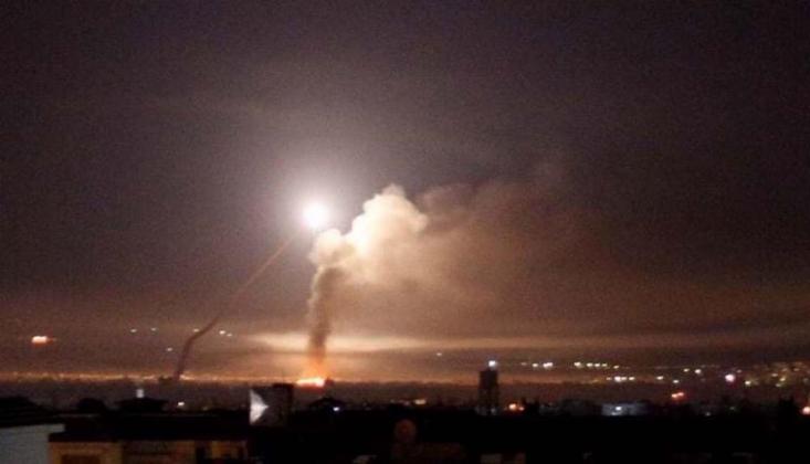 Suriye'den BM'ye İsrail Çağrısı