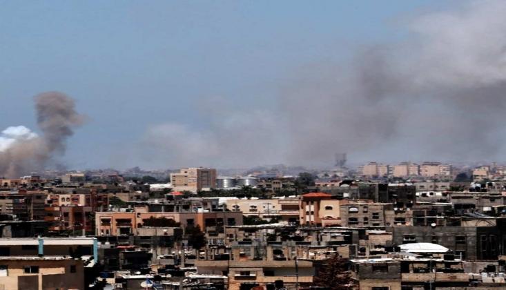 Mısır ve İşgal Rejimi  Anlaşmaya Vardı; 'Gazze Yardımı'