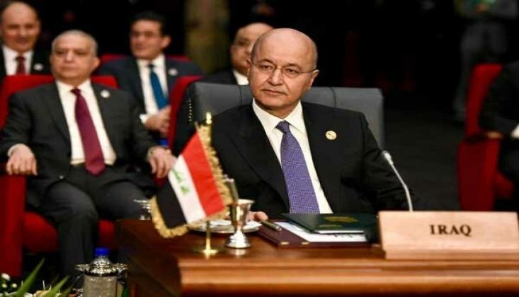 Irak, ABD'nin İran'a Karşı Eyleminin Yeri Olmayacak