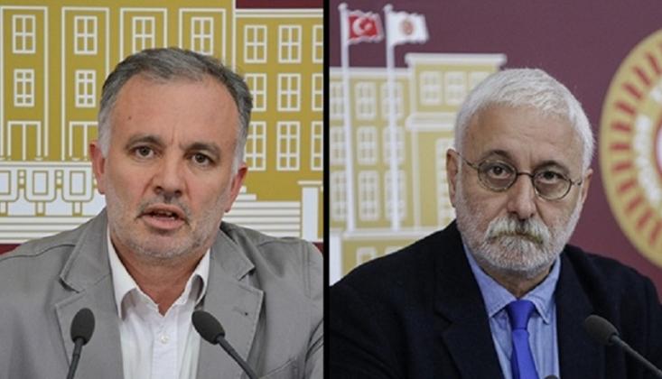 HDP'den Ayhan Bilgen Açıklaması