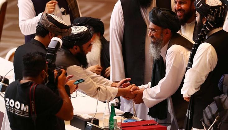 Afganistan'da Bir İlk