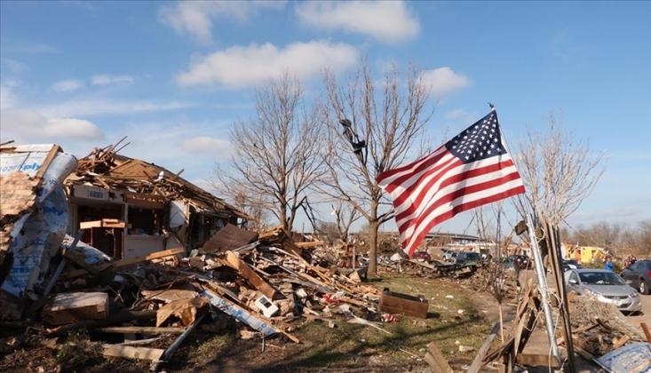 ABD'nin Alabama Eyaletini Hortum Vurdu